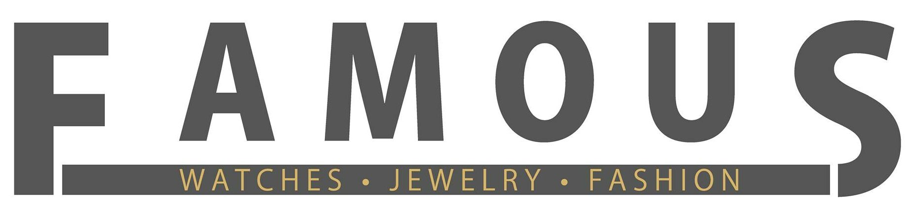 Famous Watches & Jewelry